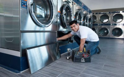 Laundry Pro's Tips : Servicing your Laundry Machine